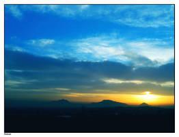 sunrise 3 by Pedram