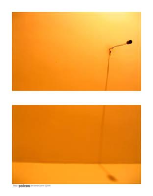 Orange Space by Pedram