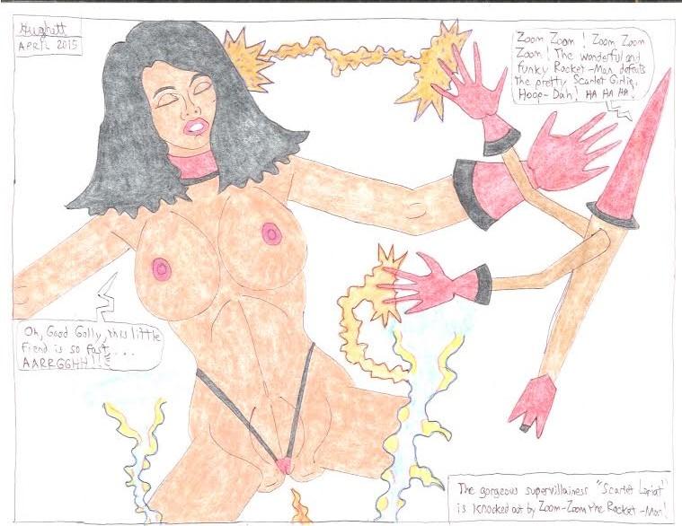 Pretty Scarlet Girlie by gytalf2000