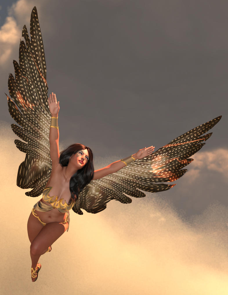 Pretty Parakeet by gytalf2000