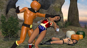 Attack of the Pumpkinoids 1