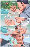 Babe in a Bottle by shrink-fan-comics