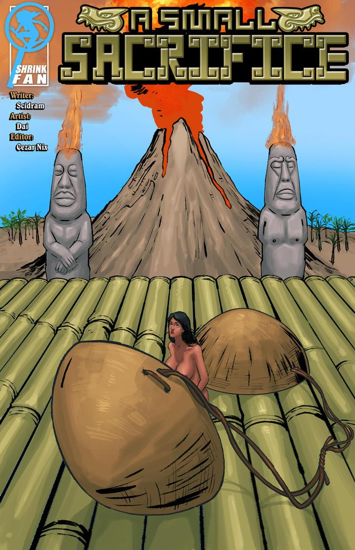 A Small Sacrifice - Ritualistic Reduction by shrink-fan-comics