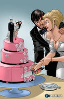 Katie and Diana's Big Day by shrink-fan-comics