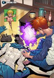 Fate/shrink Knight by shrink-fan-comics
