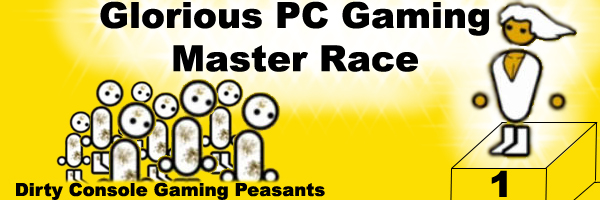 PC Gaming Master Race by Claidheam-Righ