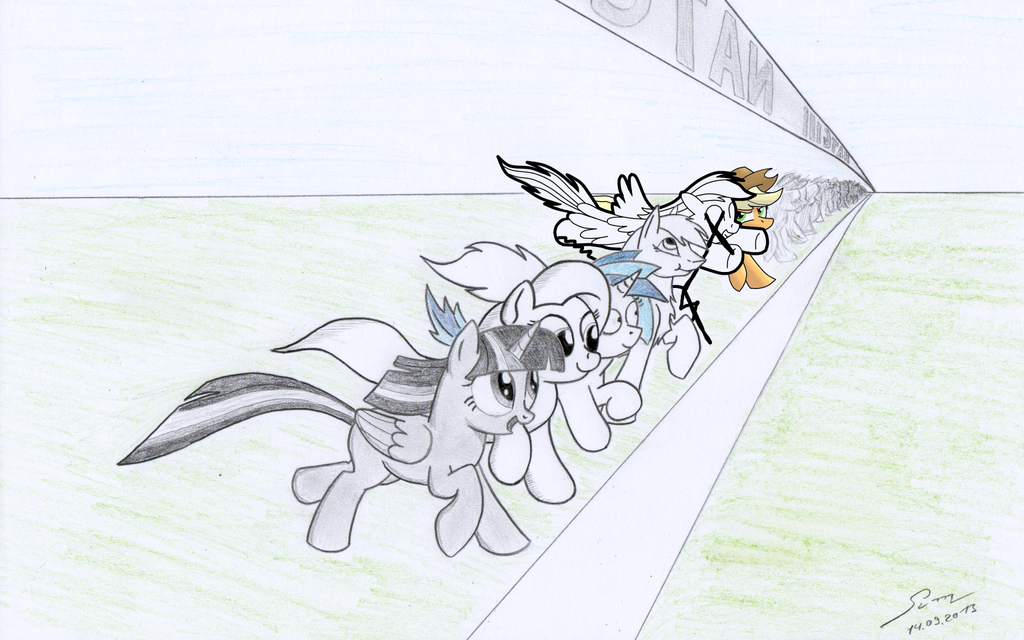 And the winner is... everypony by AbyssalEmissary