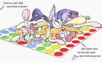 Snuggle struggle (colored)