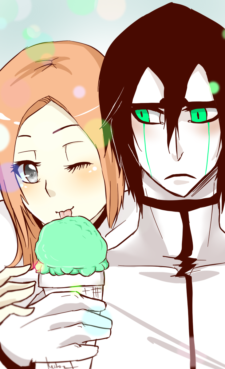 Day 13 - UlquiHime Challenge - Eating Ice Cream by keitoz