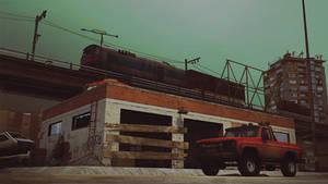 Wasteland Truck II by foreverforum