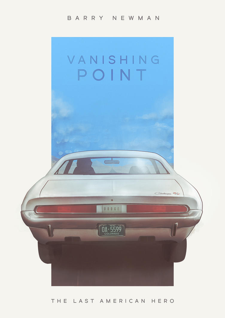 Vanishing Point poster by foreverforum