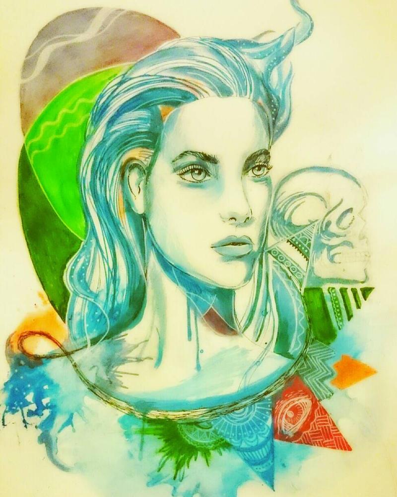 Stillness by DiggedyDrake