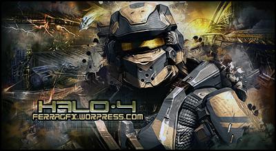 Halo-4 by MMFERRA