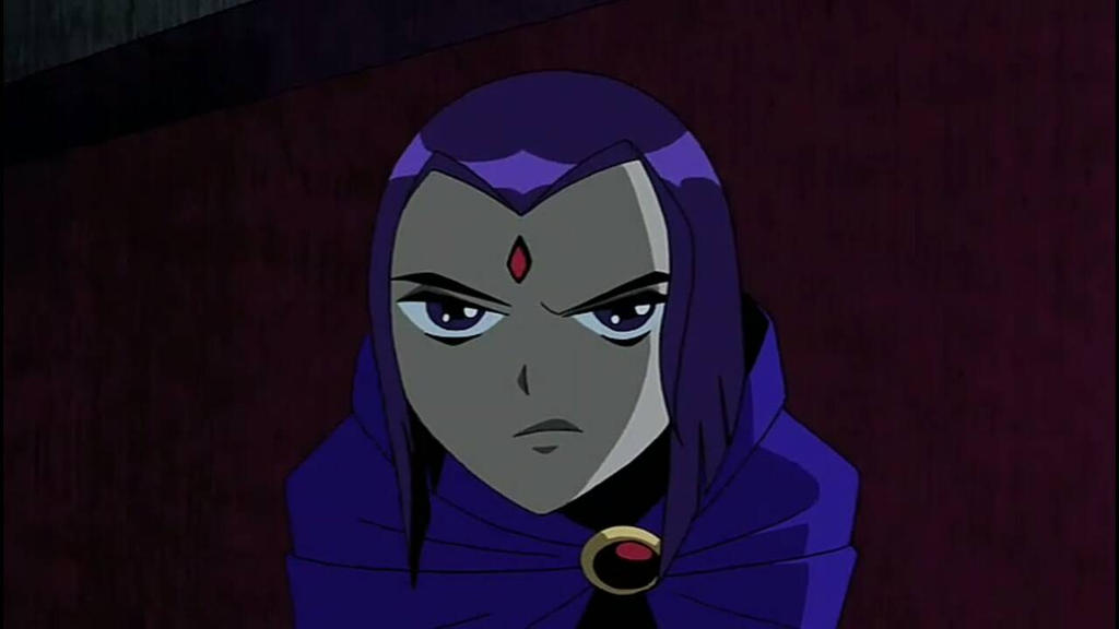 Raven Of The Teen Titans 76