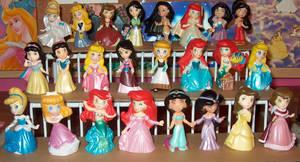 My Disney Princess Zizzlingers
