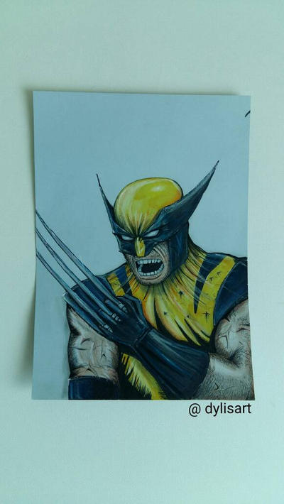Wolverine   by Dylisart
