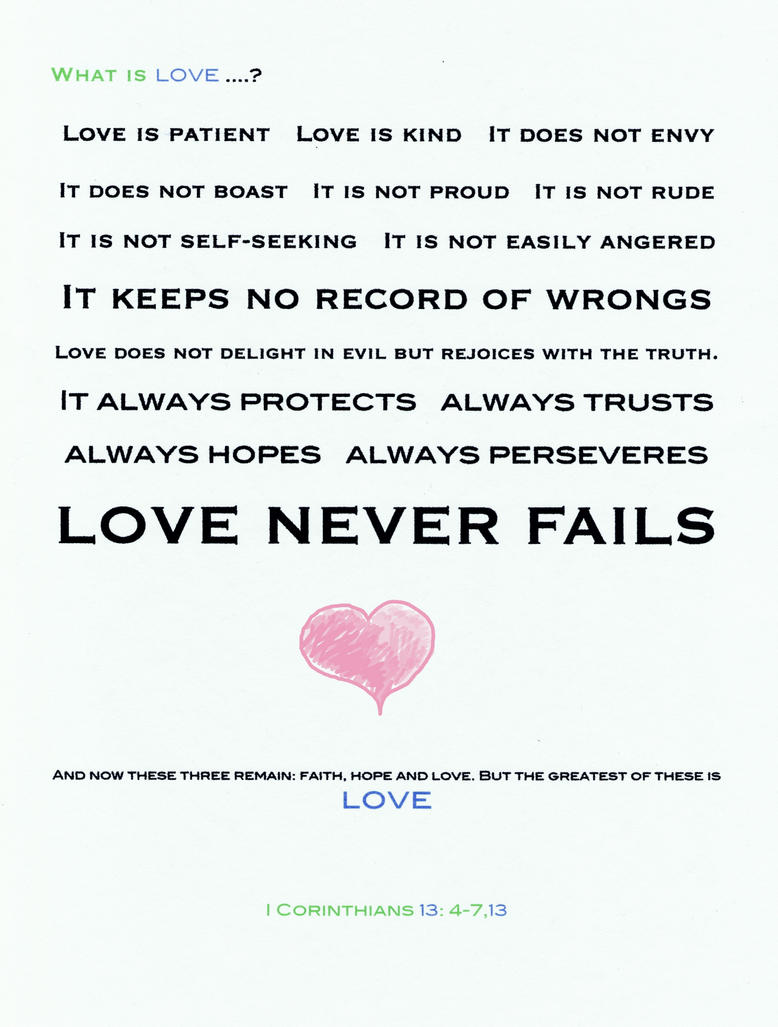 Love is... by KellyMegan