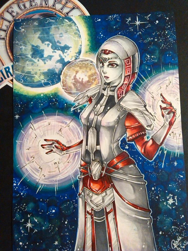 Universe by 96Roxi