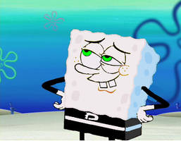 SpongeBob Phantom by Spongeprincess16