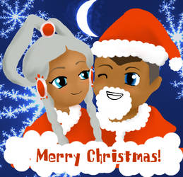 Mr. and Ms. Claus