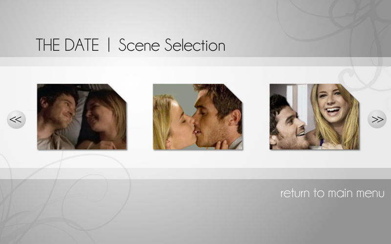 The Date - Scene Selection