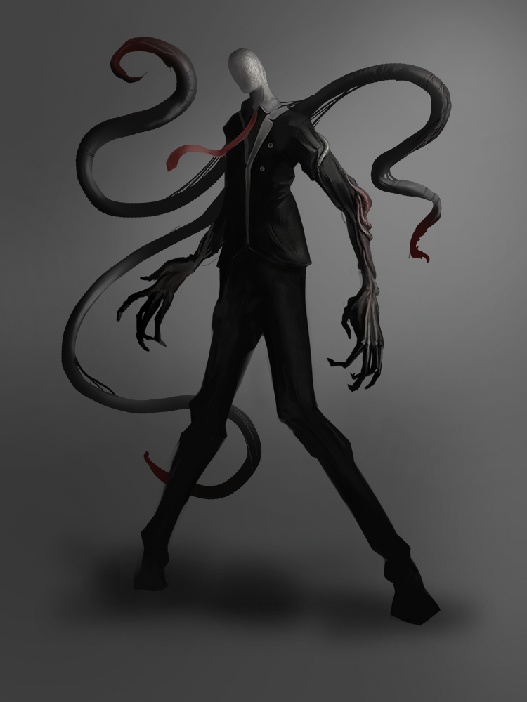The Slenderman by Corey-H