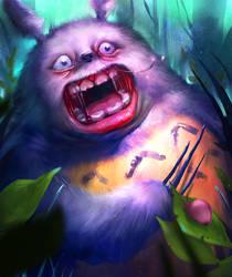 Scary Totoro