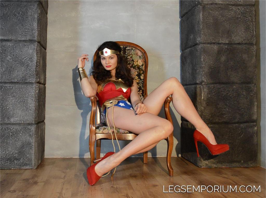 Sexy Leg Women 107