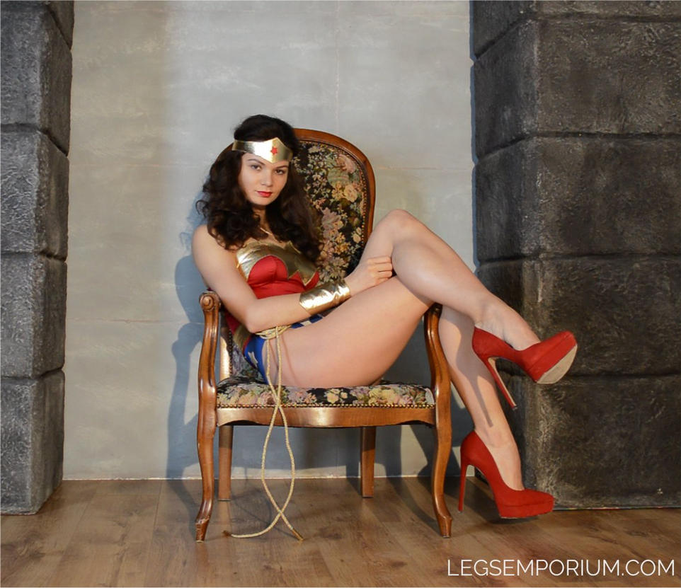 Wonder woman erotic pictures