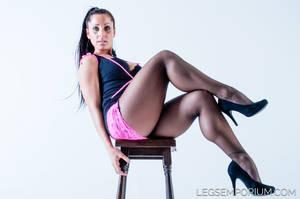 LegsEmporium Nikki in Stockings by LegsEmporium