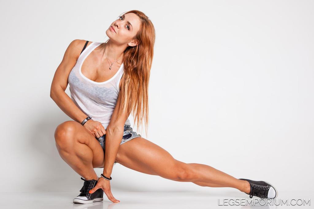 Fetish leg site bitch with