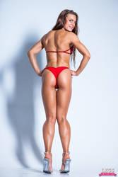LegsEmporium Oksana's Beautiful Muscular Legs by LegsEmporium