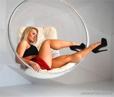 What a Jewel...Just Sayin' - Legs Emporium by LegsEmporium