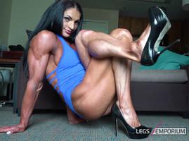 Those Legs, That Look - Diana - Legs Emporium by LegsEmporium