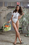 Legs Goddess Easter Bunny - Legs Emporium