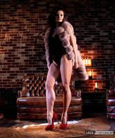Legs Goddess Seductive Lingerie Dance - LE by LegsEmporium