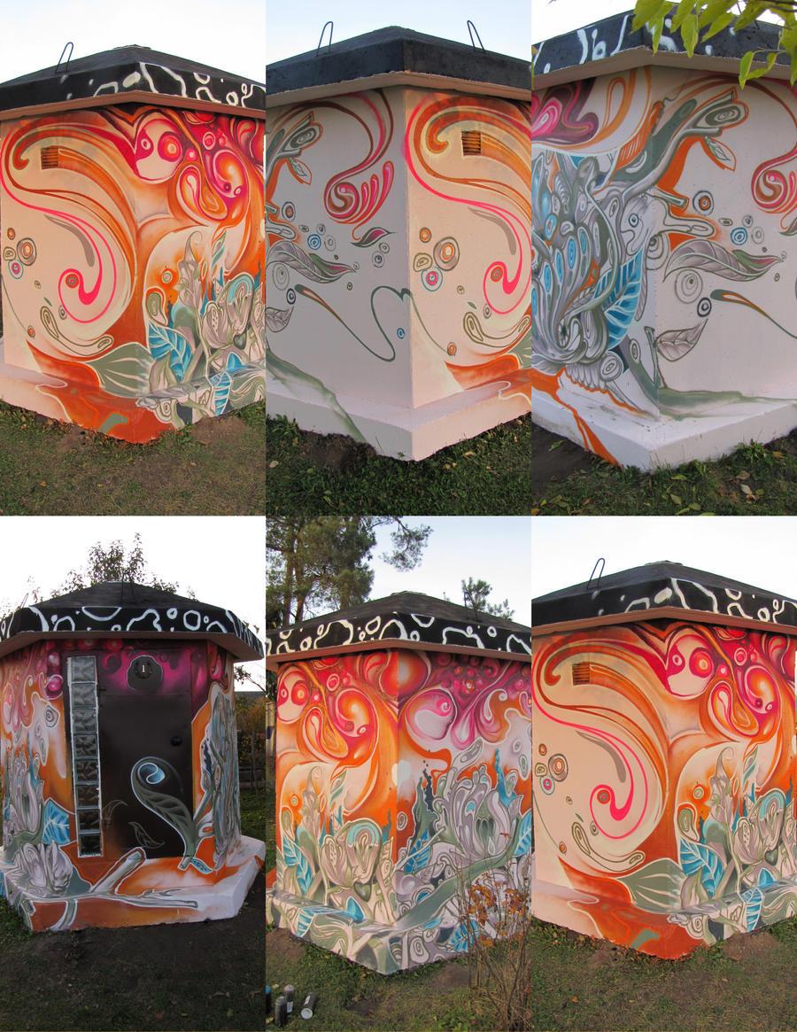 milk shroom by shepa
