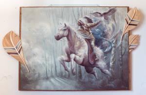 Shamanic story by shepa