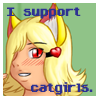 Stamp: I support 4 by BlooberBoy