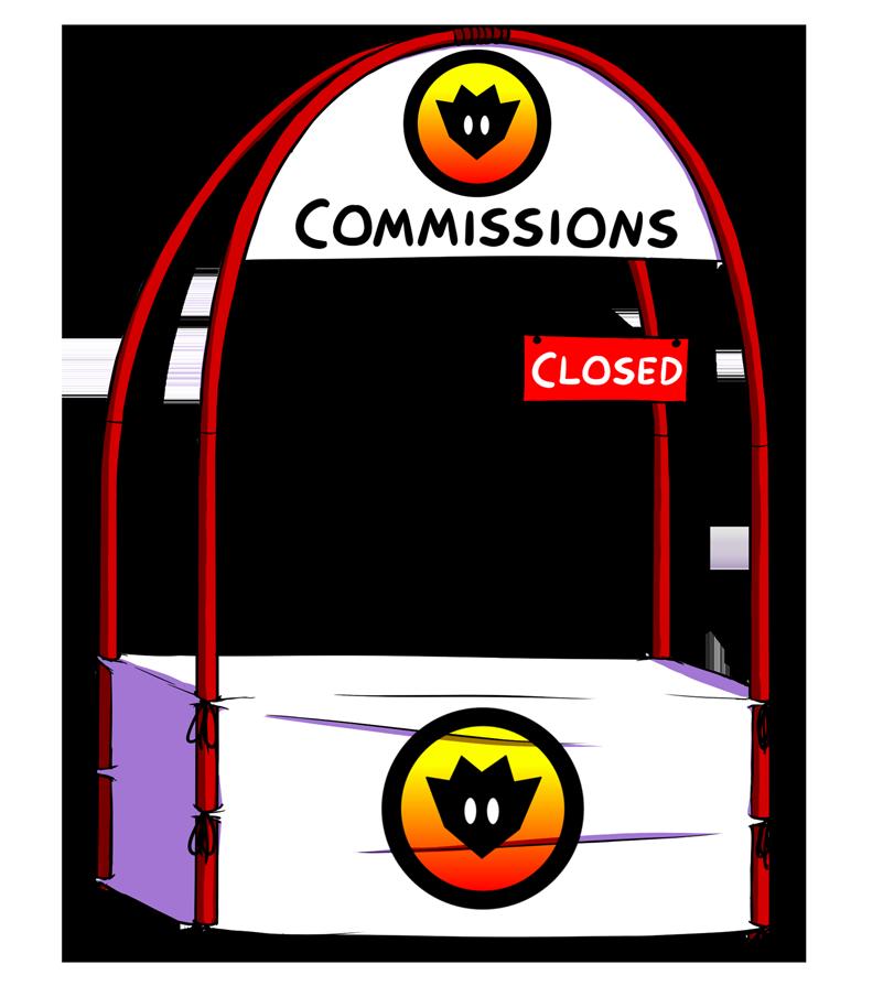 Commissions Status -LIST UPDATE-