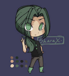 [Undertronic Chibi] Zephyr by SharaXOfficial