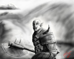 Lone Orc