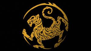Ninja Tiger Tattoo