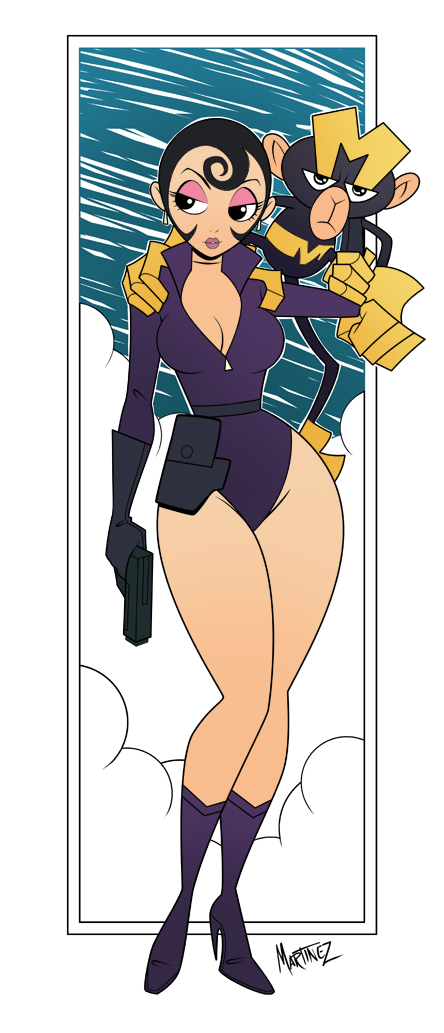 Agent Honeydew by pop-lee