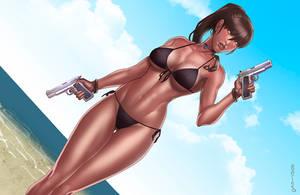 Summertime by pop-lee
