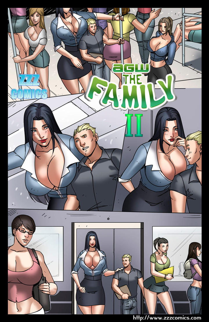 AGW The Family 2 preview 1 by pop-lee