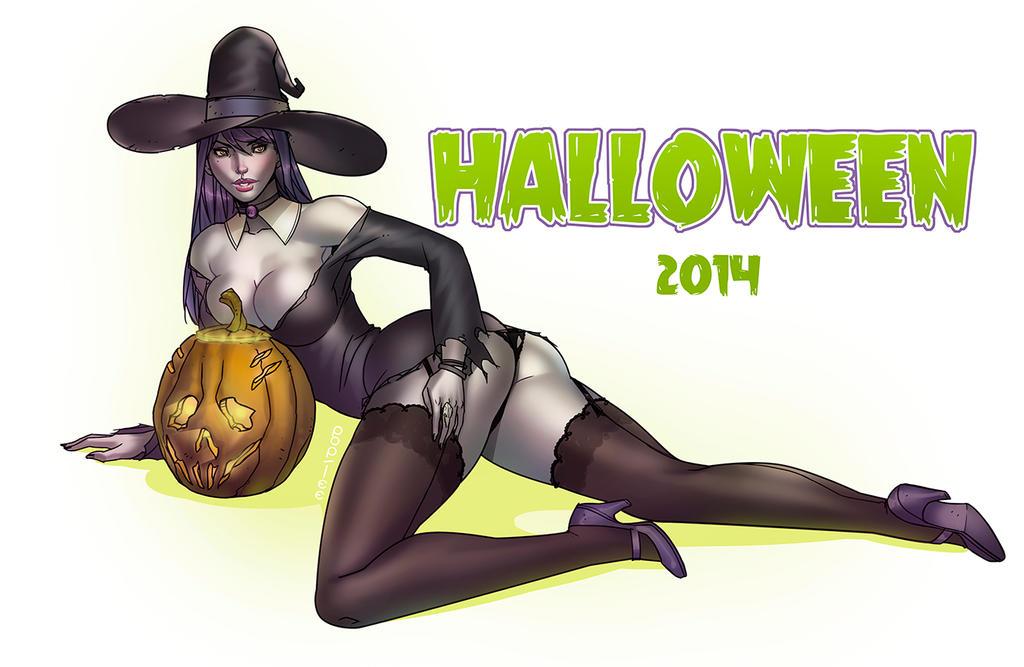 Halloween 2014 by pop-lee