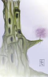 Trees by IxthArcana