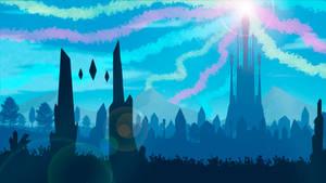 Crystal Empire by ProBaldr