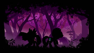 Lost in the forest by ProBaldr